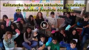 Video: Pido la palabra por la Educación