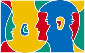 Logo día europeo de las lenguas