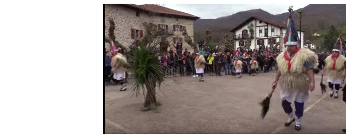 Salida al Carnaval de Zubieta